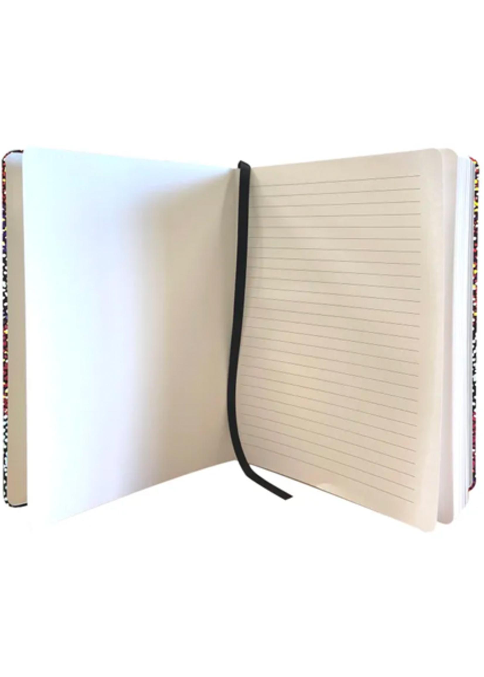 Utopia PU Leather Journal - Janelle Stockman 212