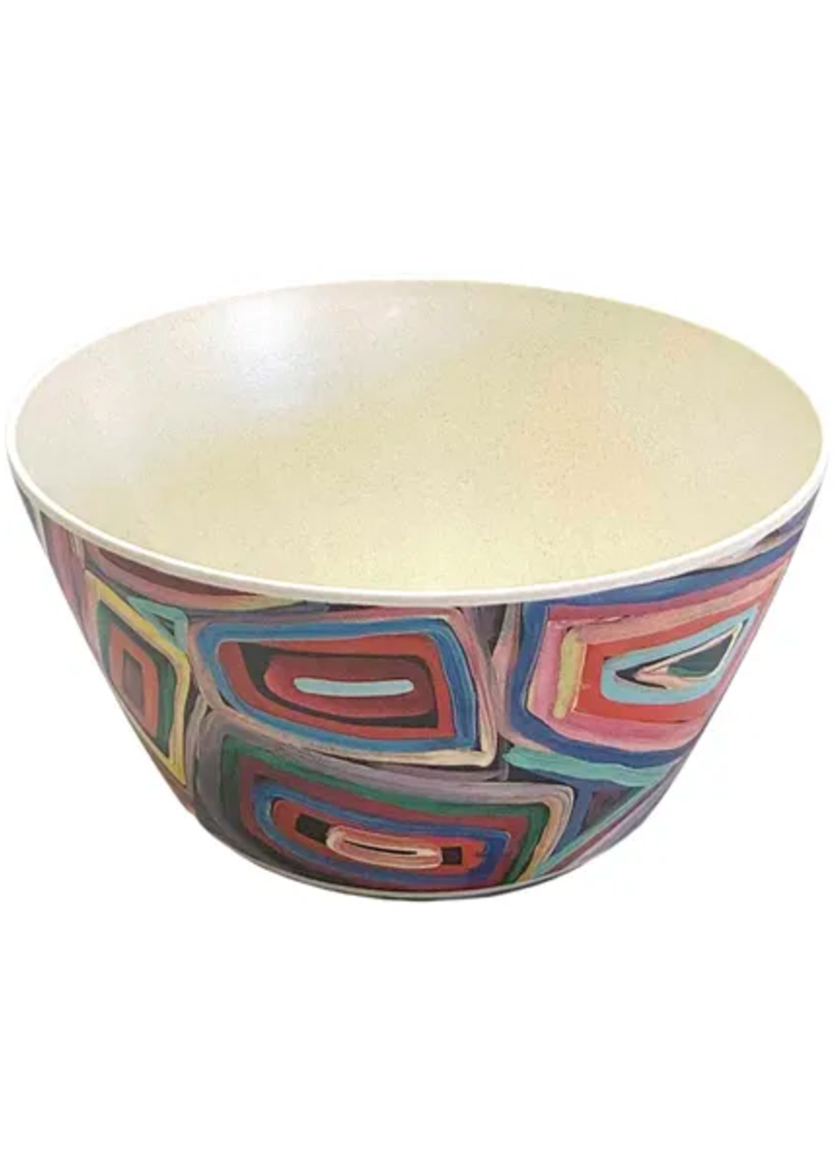 Utopia Bamboo Bowl Small 212 - Janelle Stockman