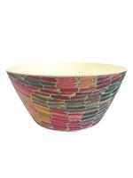 Utopia Bamboo Salad Bowl 208 - Jeannie Mills