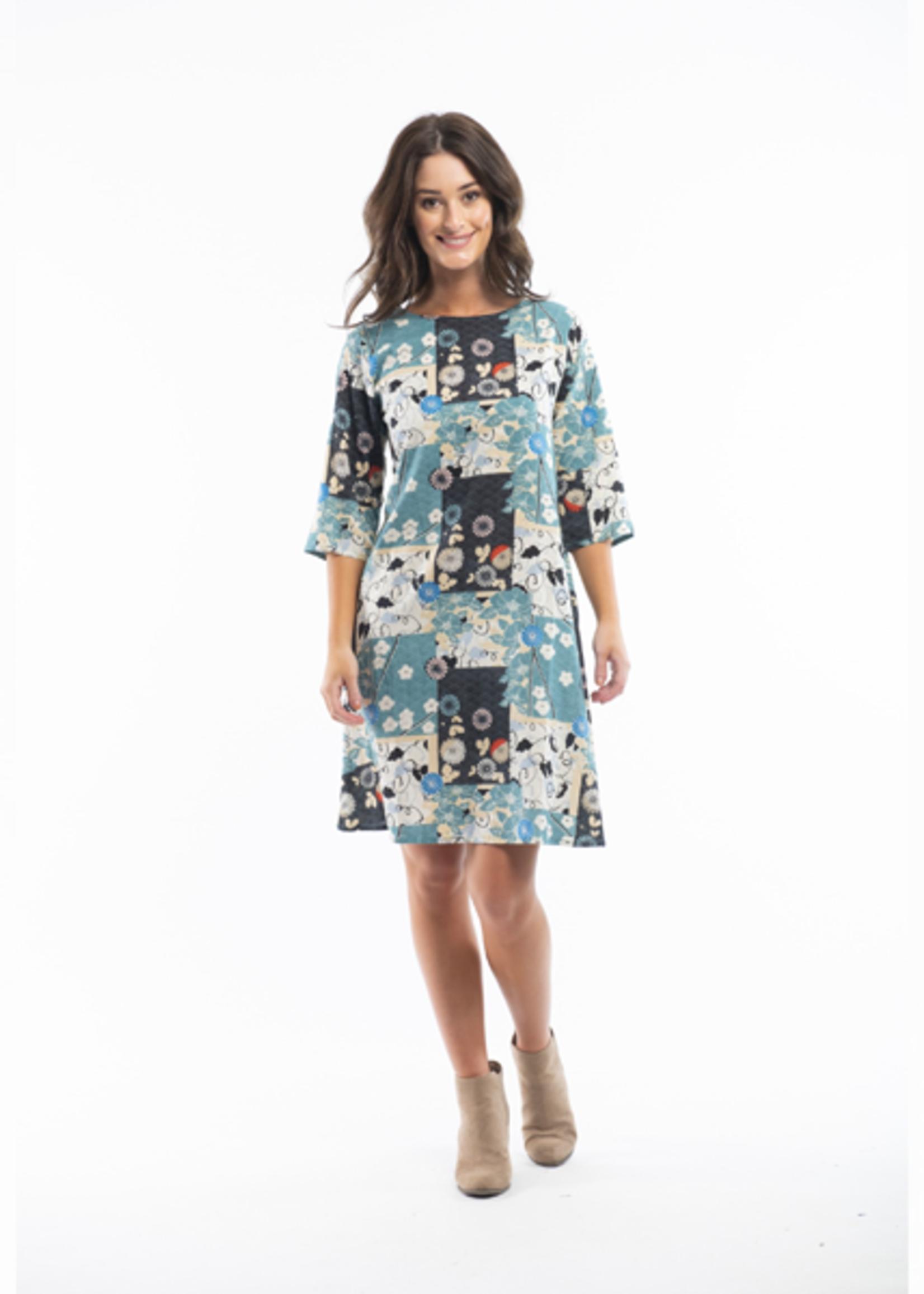 Orientique Hamrun Dress Print