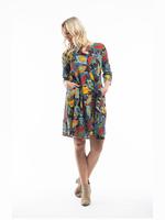 Orientique Valetta Dress Print