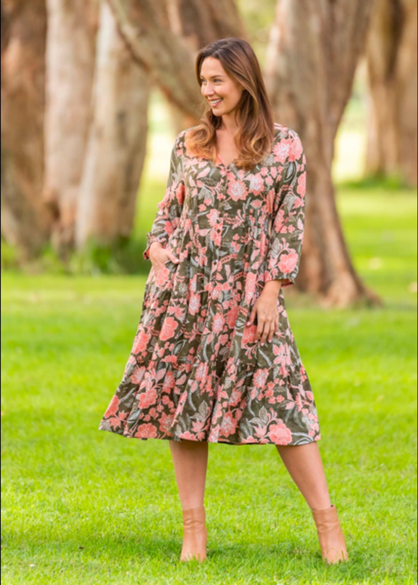 Boho Australia Fernhill Dress