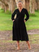 Boho Australia Riverdale Tier Maxi Dress