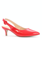 Los Cabos Nancy Red Patent