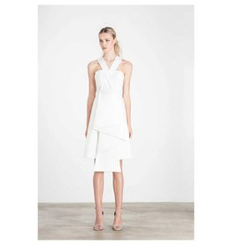 Elliatt Curator Dress - White