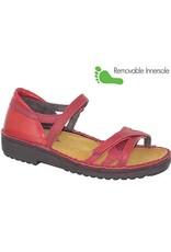 Naot Footwear Tatiana in Poppy Combo
