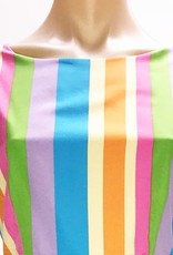 Candy Stripe Dress in Multi