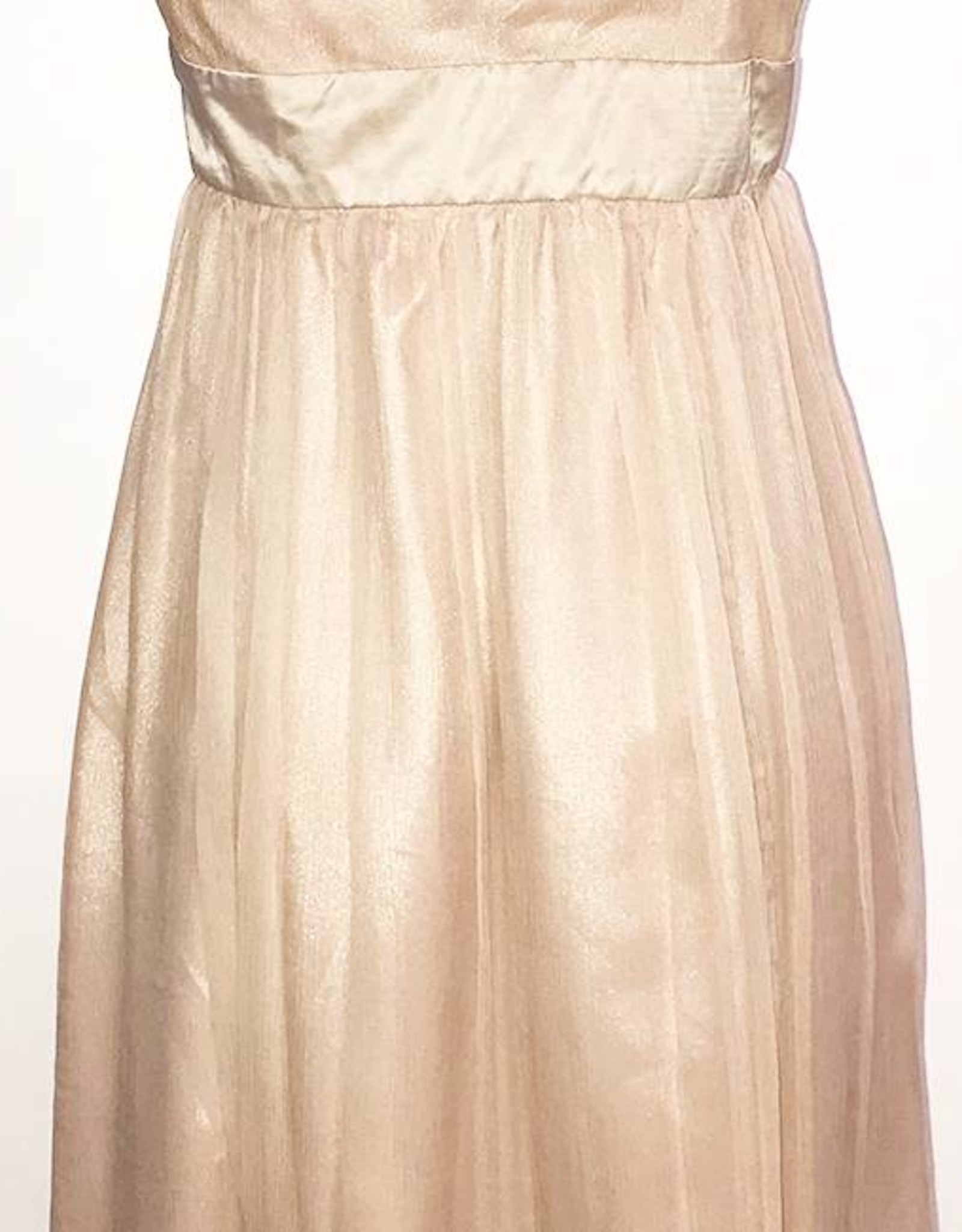 Ivy Dress in Nude
