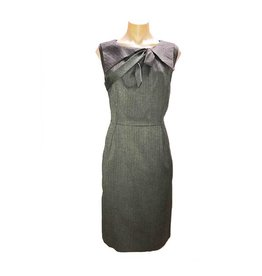 Riverene Dress in Grey