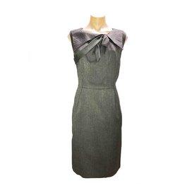 Riverene Dress in Grey