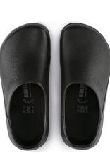 Birkenstock Profi Birki - Polyurethane (Birki Foam) in Black (Profi Birki Removable Footbed)