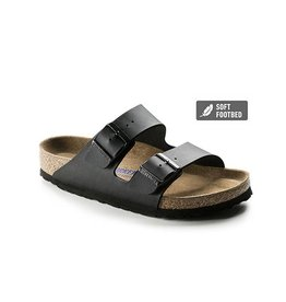 Birkenstock Arizona Black Regular (SFB)