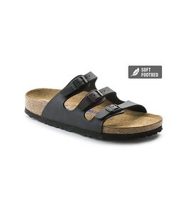 Birkenstock Florida Black Regular BF SFB