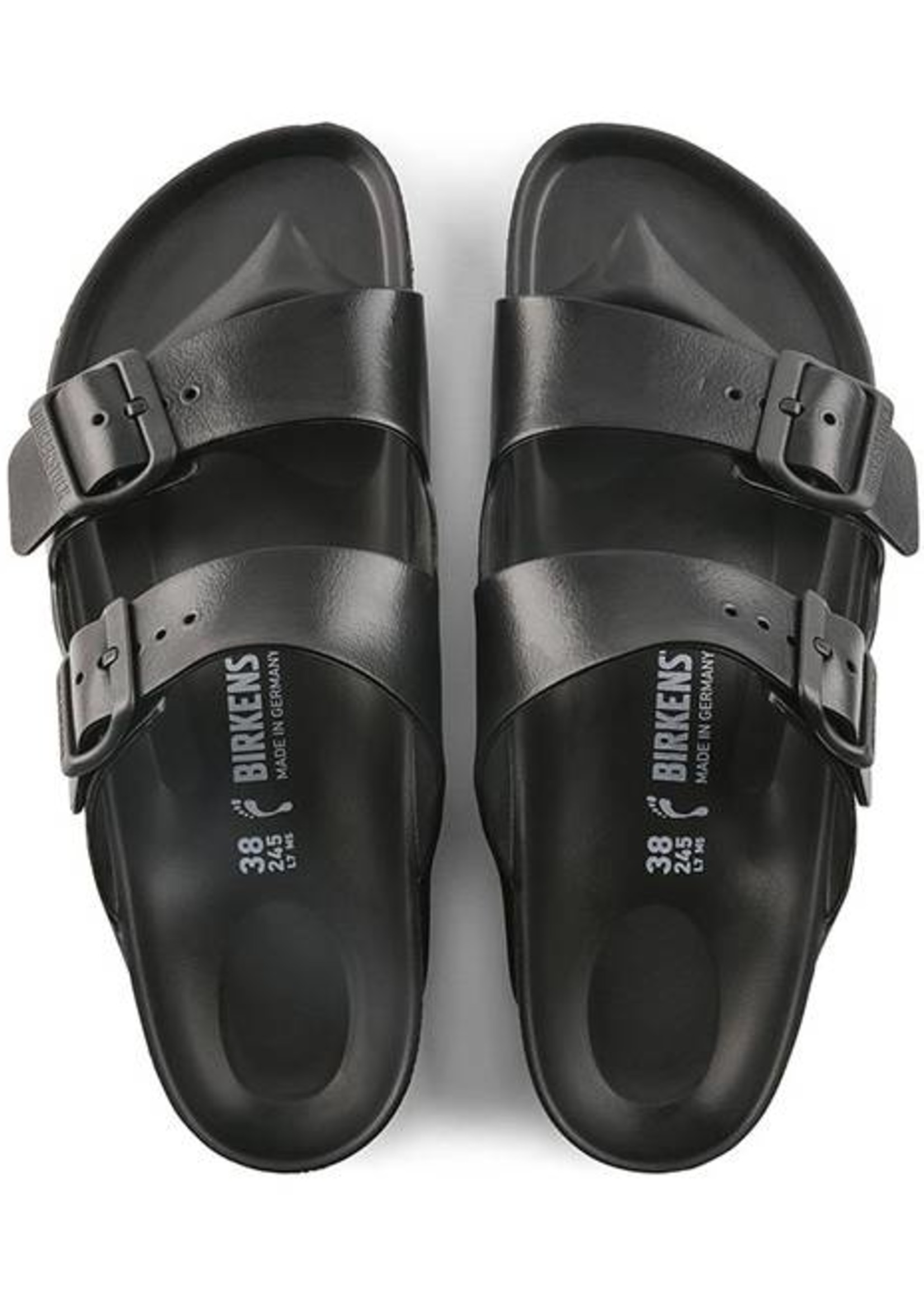 Birkenstock Arizona - EVA in Black