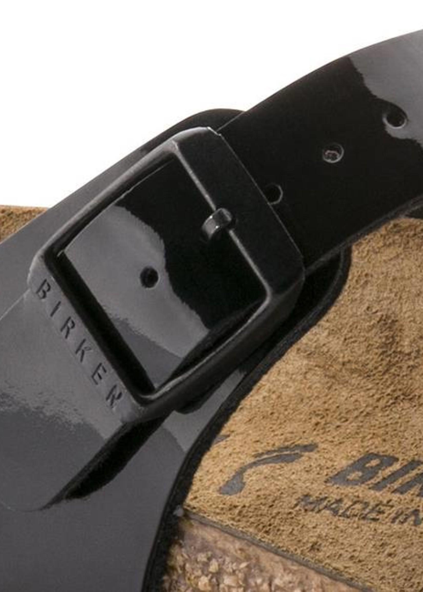 Birkenstock Gizeh -  Birko-Flor Patent in Black
