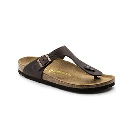 Birkenstock Gizeh -  Natural Leather in Habana