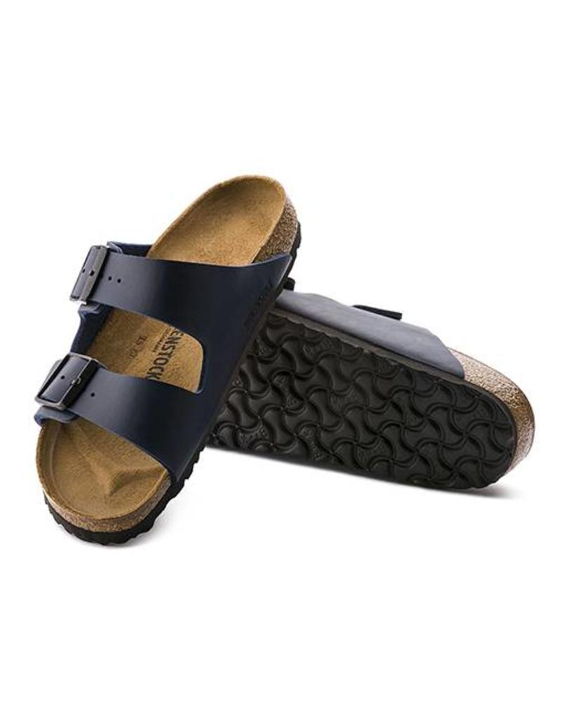 8c8b2723eb1 ... Arizona - Birko-Flor in Blue (Classic Footbed - Suede Lined) ...