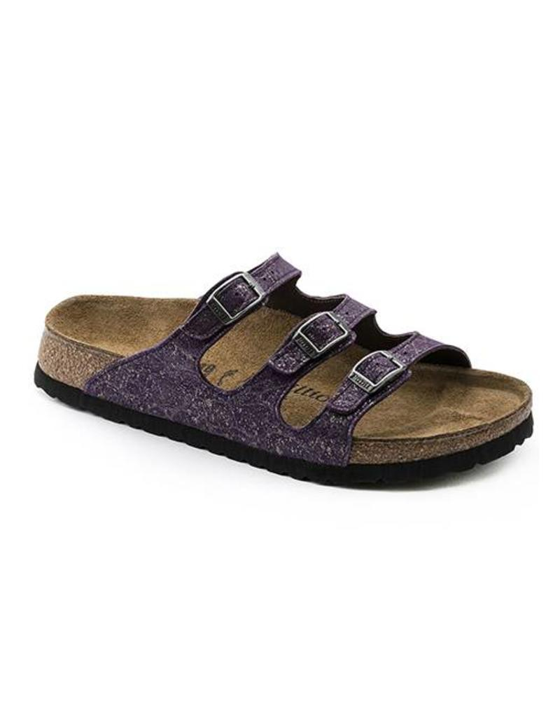 f515007fbc006 Florida - Leather in Grace Violet (Papillio Footbed - Suede Lined) ...