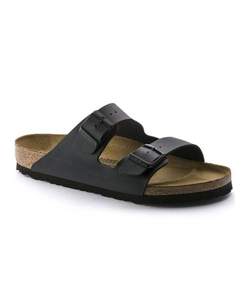 da4487fde027 Arizona - Birko-Flor in Black (Classic Footbed - Suede Lined) ...