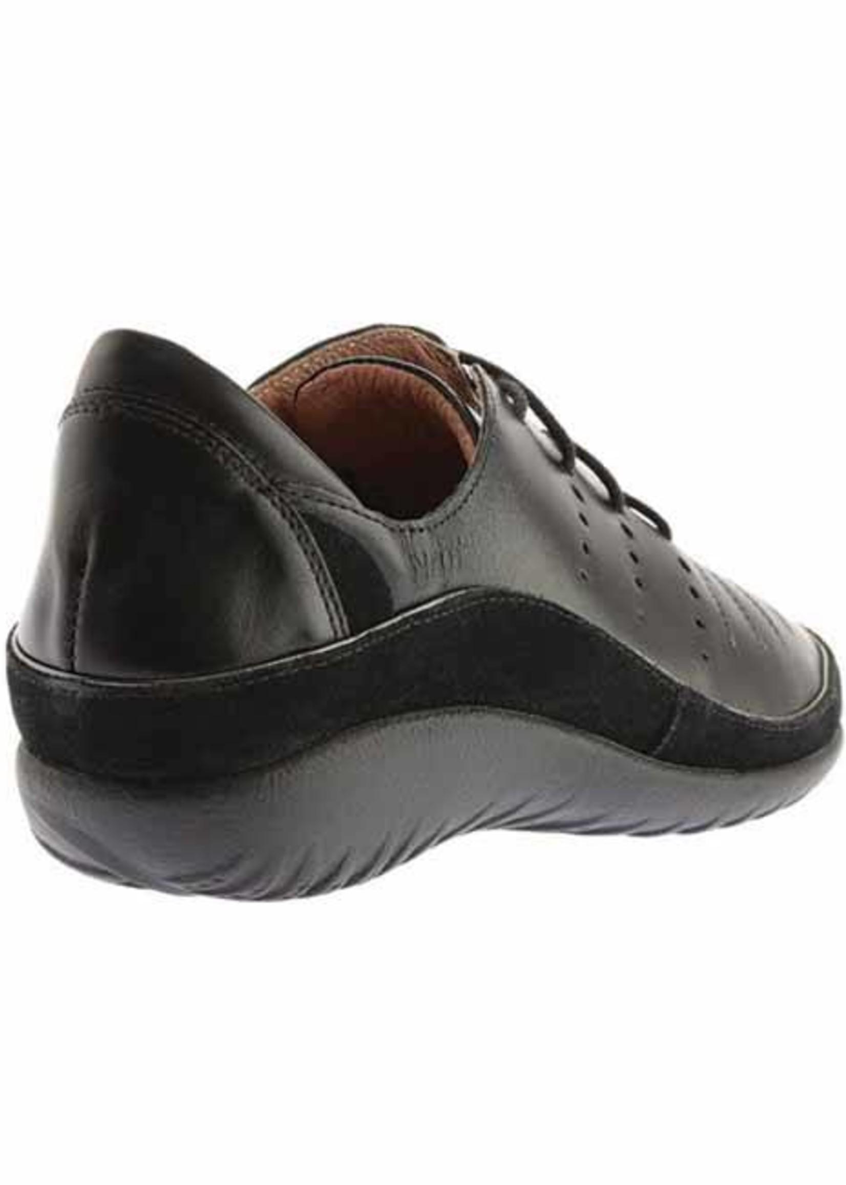 Naot Footwear Kumara in Black Metallic Combo