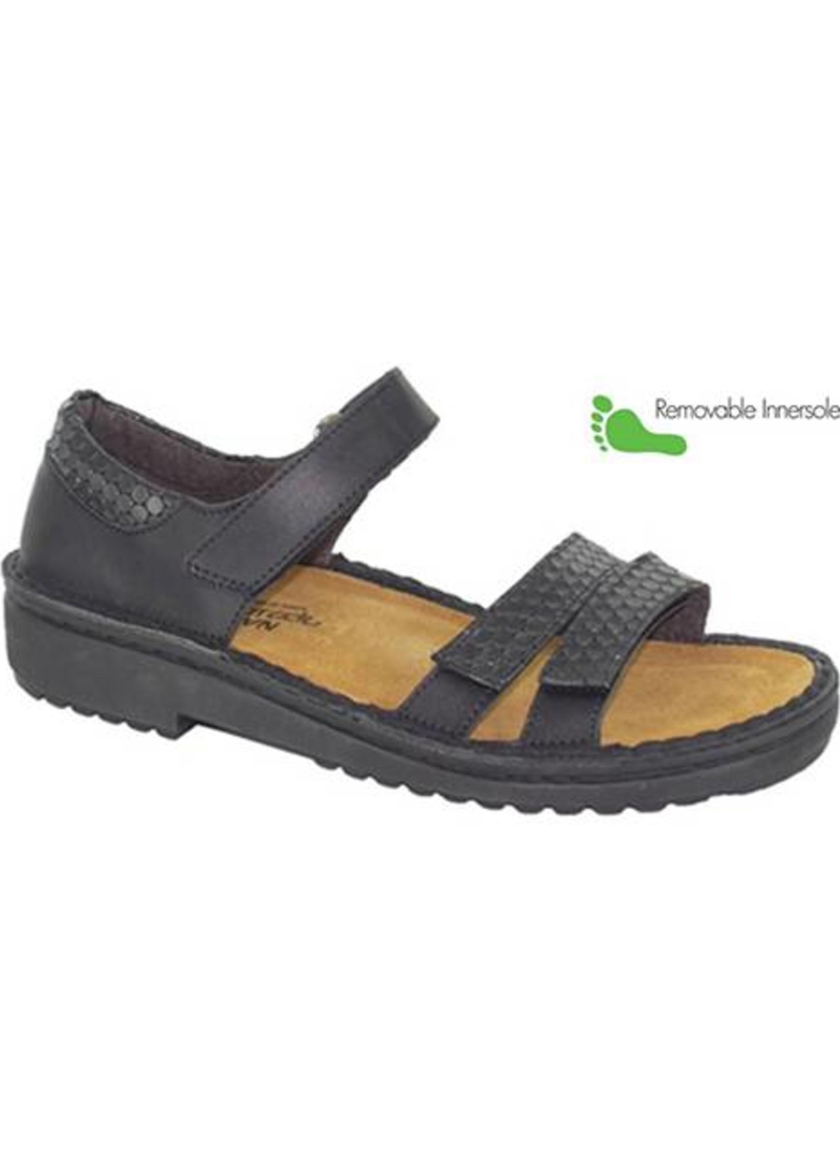 Naot Footwear Carlotta in Black Combo