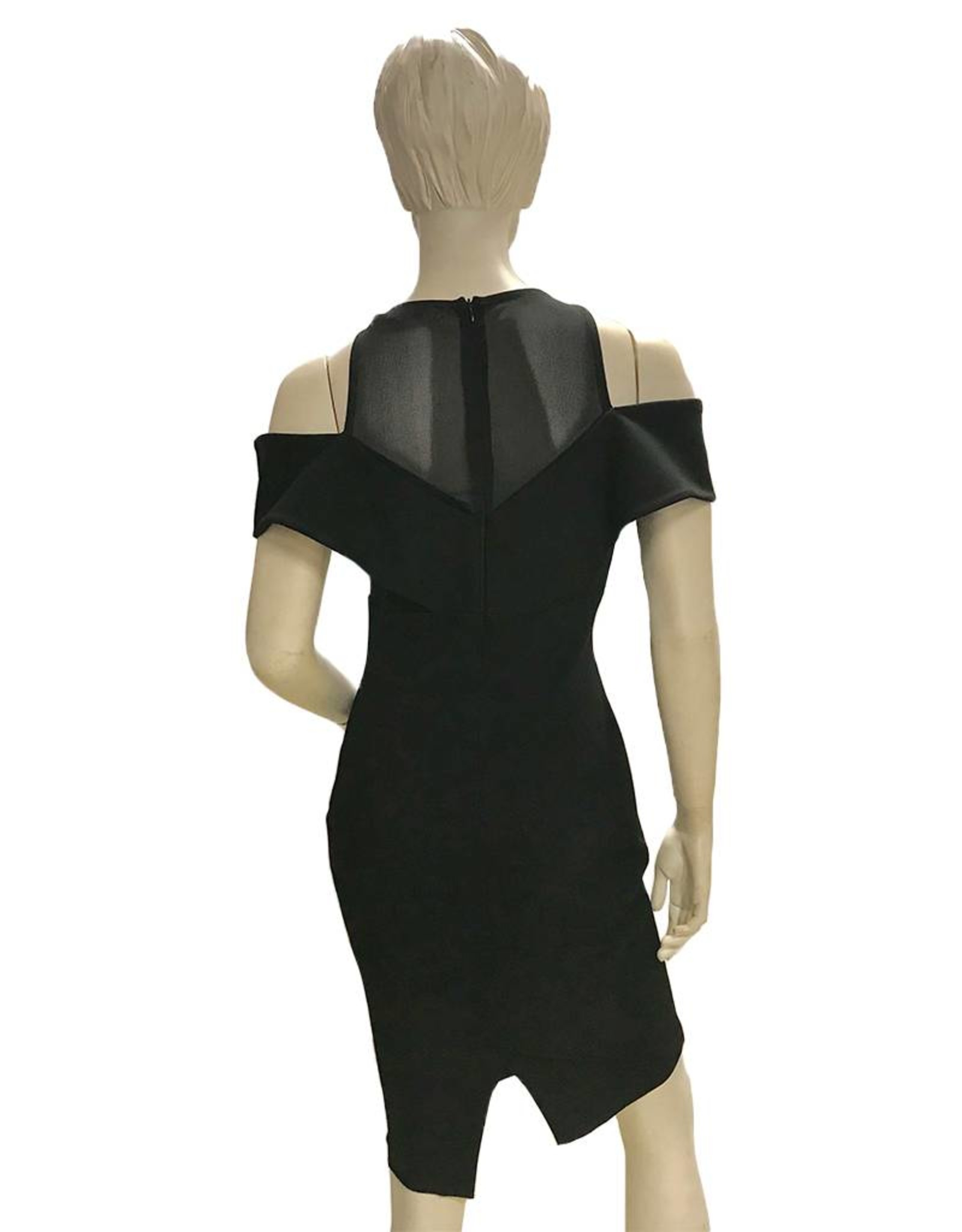 Elliatt Apparition Dress - Black