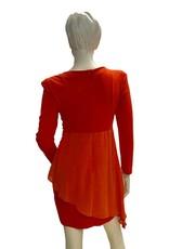 Elliatt Thief Dress Vintage Orange