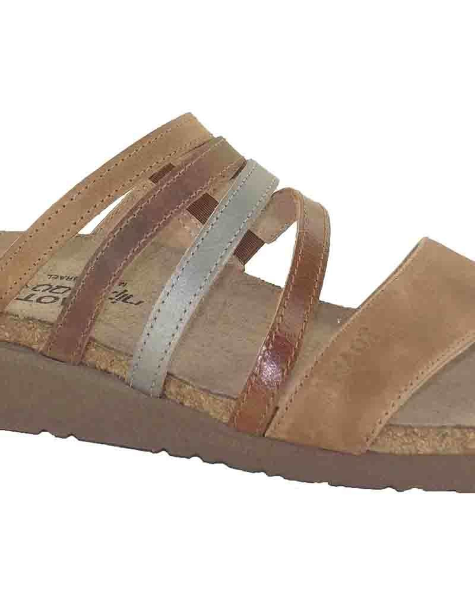 Naot Footwear Peyton in Latte Combo