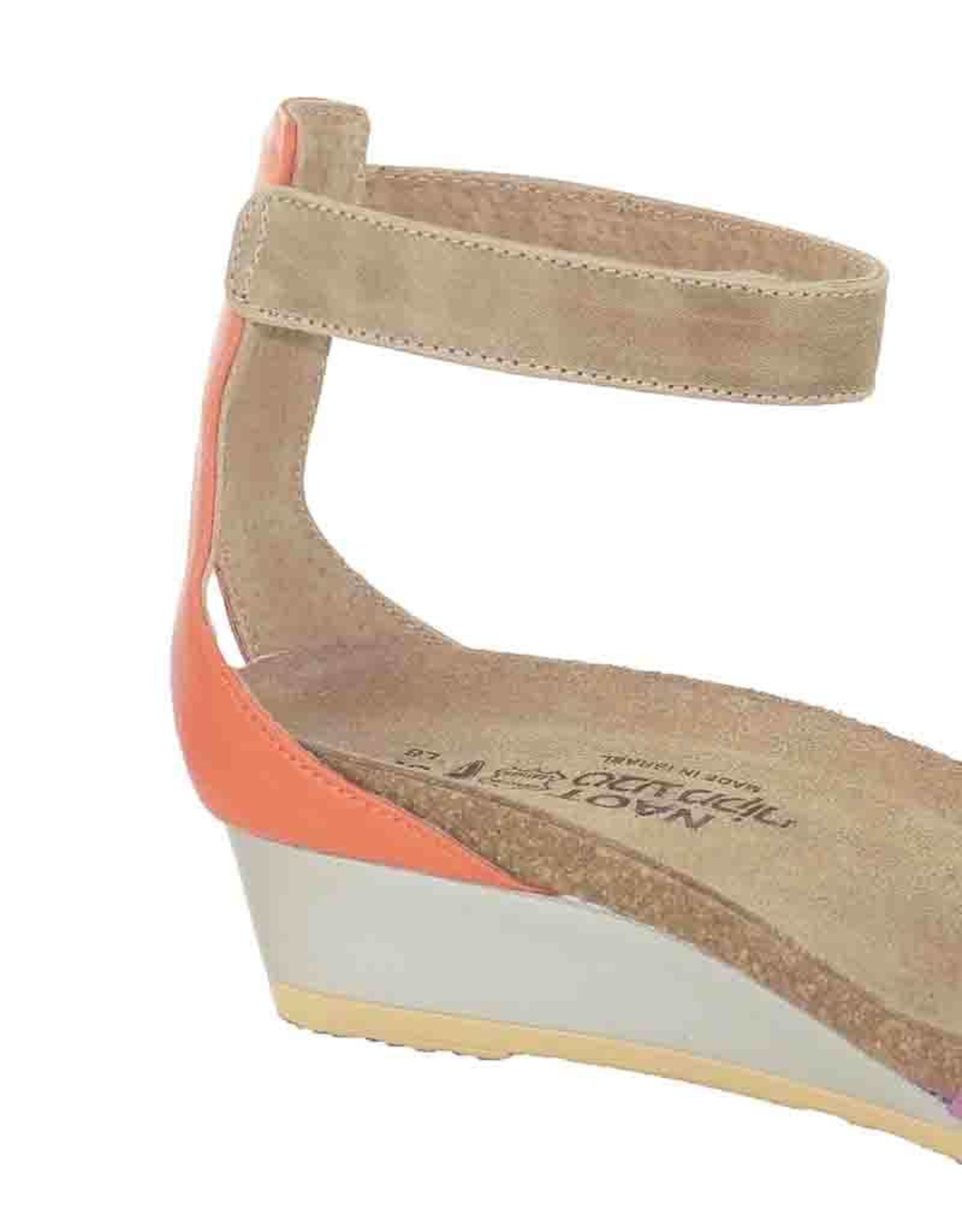 Naot Footwear Pixie in Pink Combo