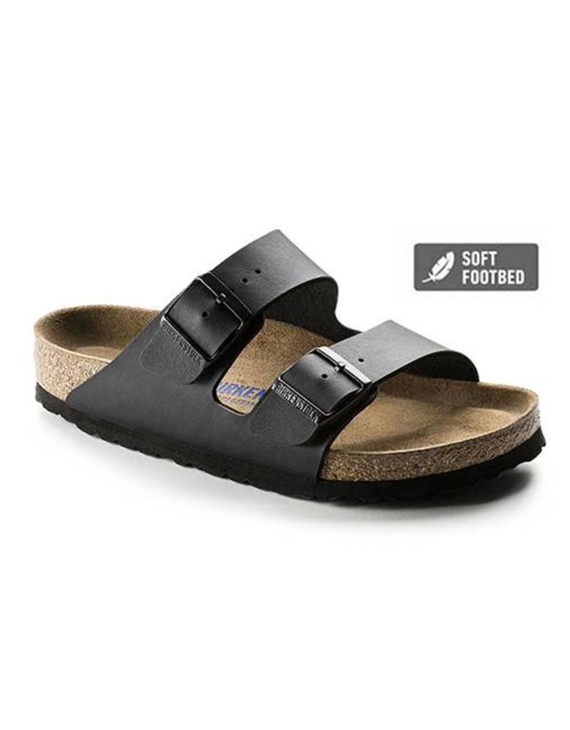 91ed1600ee4b Arizona - Birko-Flor in Black Narrow (Soft Footbed) ...