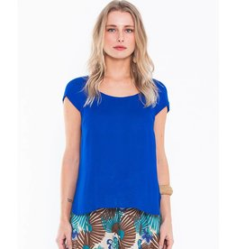 Totem Mima Blouse in Blue