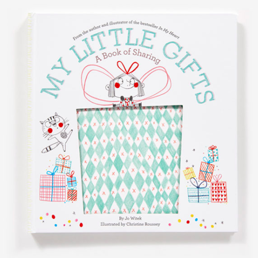 """Abrams """"My Little Gifts: A Book of Sharing"""""""