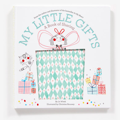 "Abrams ""My Little Gifts: A Book of Sharing"""