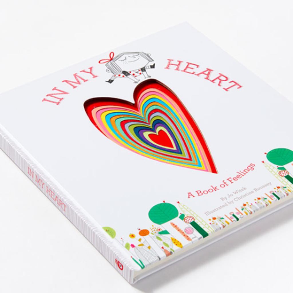 """""""In My Heart: A Book of Feelings"""""""