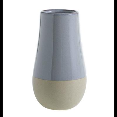 Two Toned Blue Vase