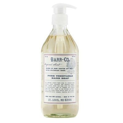 BARR CO Liquid Hand Soap