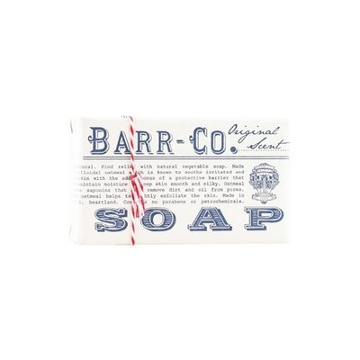 Barr Co Bar Soap 6oz