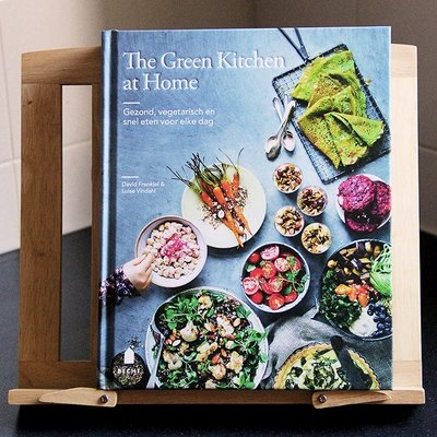 """Chronicle """"Green Kitchen at Home"""""""