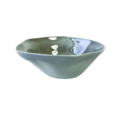 Stoneware Pinch Bowl