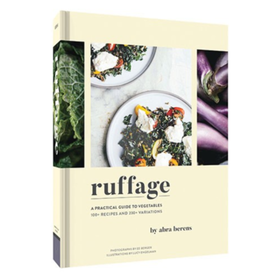 "Chronicle ""Ruffage: A Practical Guide to Vegetables"""