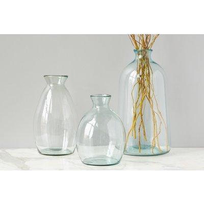Artisanal Glass Vase