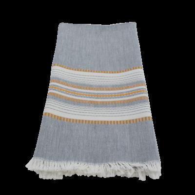 Slate Woven Towel