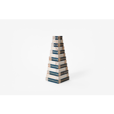 areaware Blockitecture Tower (Blue)