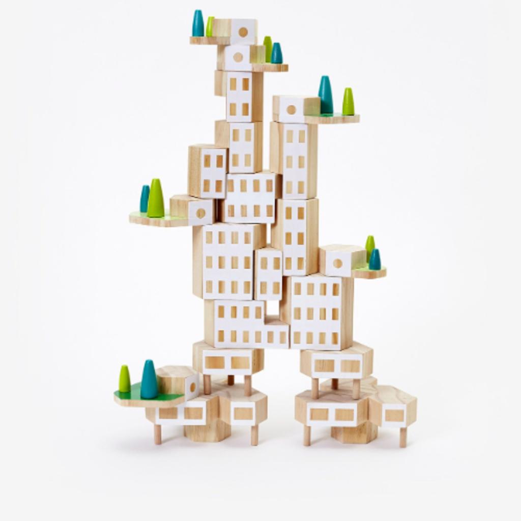 Blockitecture Mega Set (Garden City)