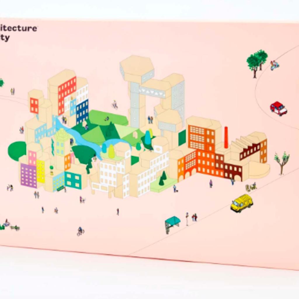 Blockitecture Big City