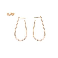 Colleen Mauer Designs U Post Earrings