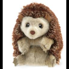 Slate Hedgehog Puppet