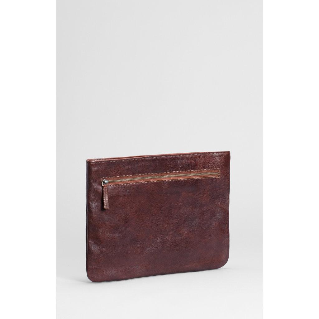 Slate Tyo Leather Work Case