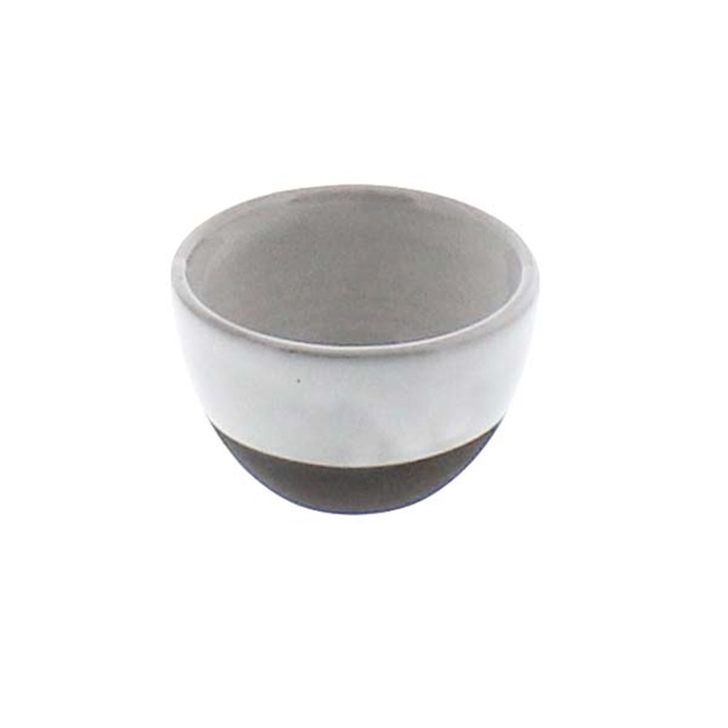 Partial Glaze Sauce Bowl