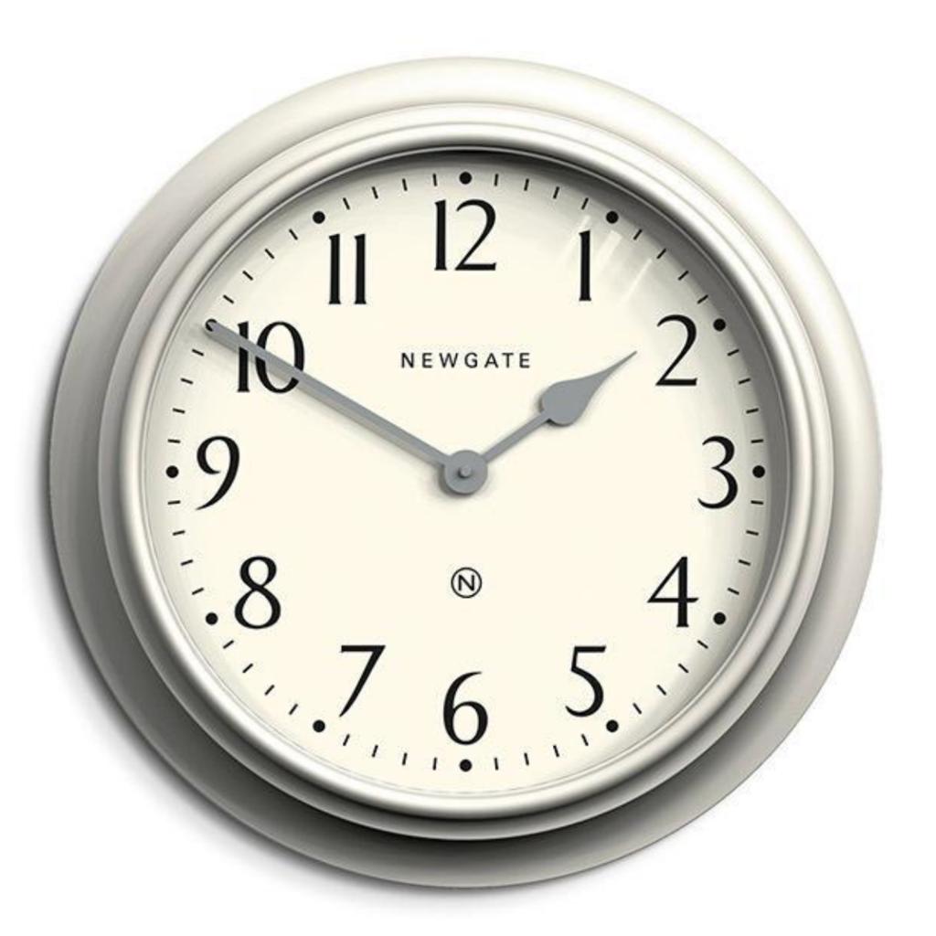 Newgate Newgate Westhampton Wall Clock